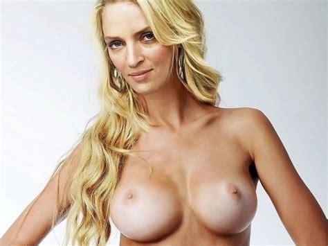 Top Celebrity Nude Uma Thurman Nude Sexy Naked