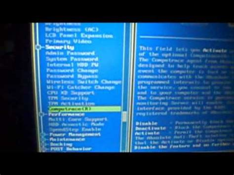 reset bios dell latitude d620 dell latitude d820 bios youtube