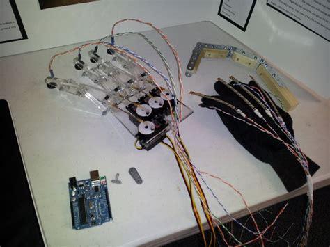 tutorial arduino robotic hand arduino robotic hand with haptic feedback all