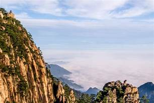 Down And Feather Duvets Mystic Yellow Mountains Huangshan I Explore China