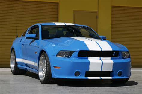 shelby details 2010 2014 mustang widebody kit autoevolution