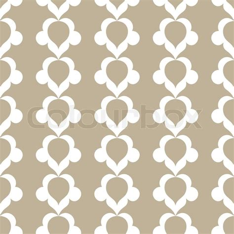 simple vintage pattern background vintage simple background cute seamless pattern vector