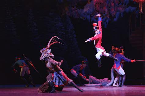 the nutcracker press the 13 dazzling performances hk ballet