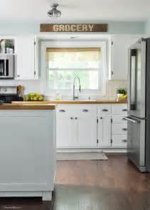 Kithcen Industrial Farmhouse Kitchen Cherished Bliss