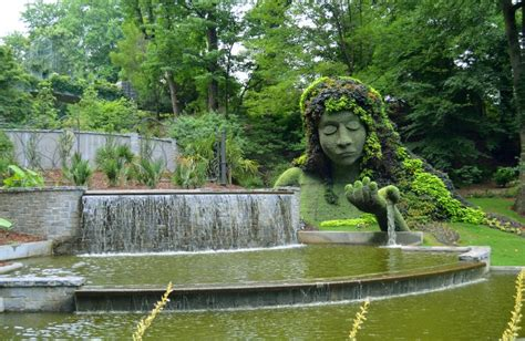 Atlanta Botanical Gardens Parking The Best Of Atlanta In One Day Travel Tips