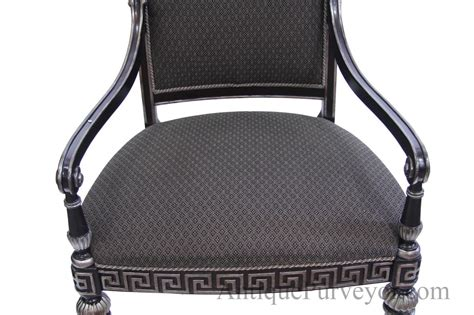 black upholstered dining room chairs black silver painted transitional upholstered dining room