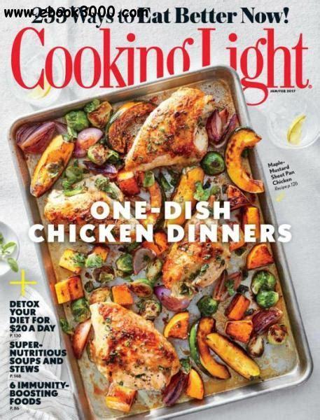 cooking light january february 2017 free ebooks