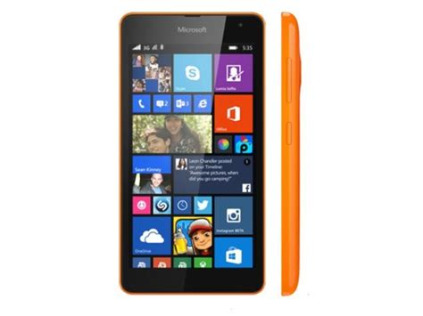 Microsoft Lumia 535 Price microsoft lumia 535 price specifications features
