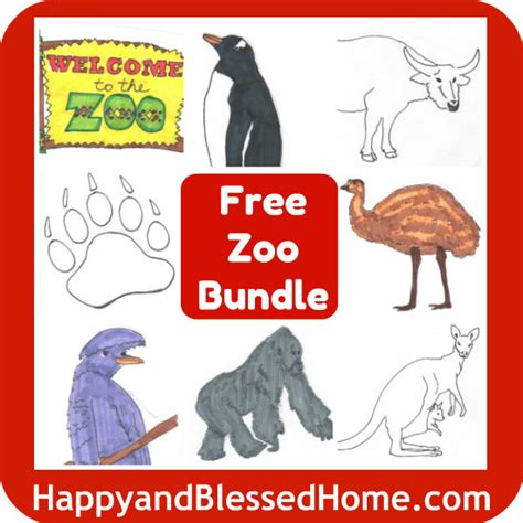 free printable zoo animal worksheets free printables zoo animals are here happy and blessed home