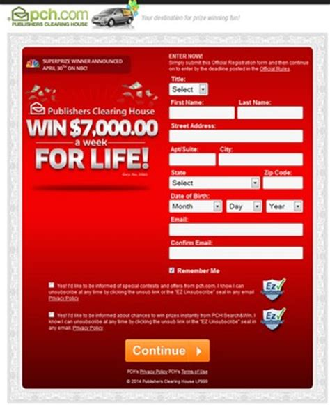 Pch Com Sweepstakes Is For Real - publishers clearing house review scam sweepstakes or real winners surveysatrap