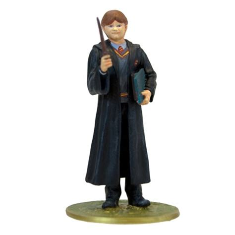 Mini Figure Harry Potter Harry Potter harry potter weasley year 1 metal miniature mini