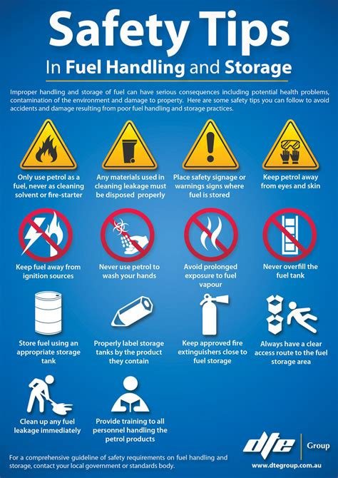 infographic 5 home safety tips when on a vacation safety tips in fuel handling and storage free