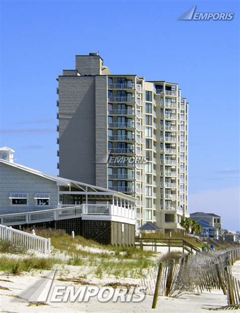 Superb Royal Garden Resort Sc #2: 354892-Large-fullheightview-looking-north-from-the-beach.jpg