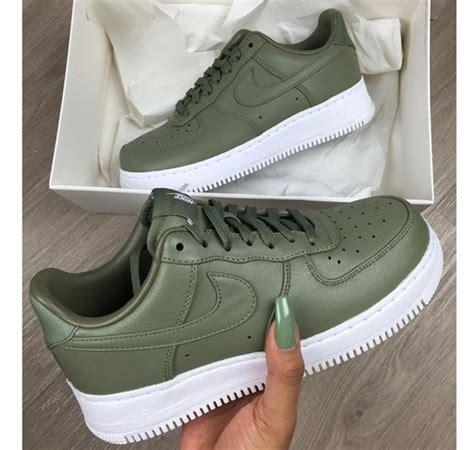 color air ones shoes khaki air khaki nike nike air 1