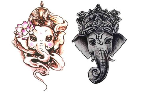 tribal ganesh tattoo ganesha tattoo tribal elephant sleeve and tattoo sleeves