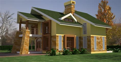 house plans in kenya 4 bedroom maisonette house plans kenya