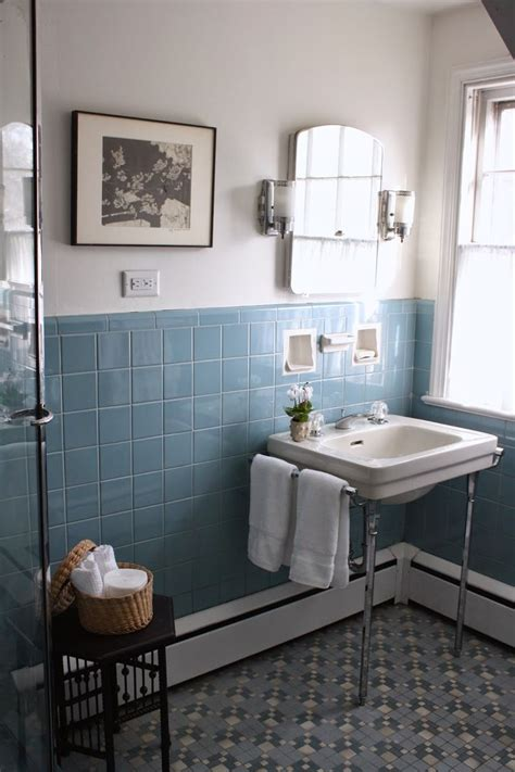 Bathroom Ideas Vintage Vintage Tile Bathroom Ideas Room Design Ideas