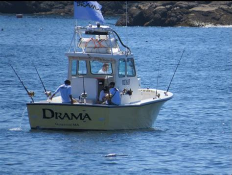 fishing boat tuna wicked tuna boat named quot drama quot who builds it the hull