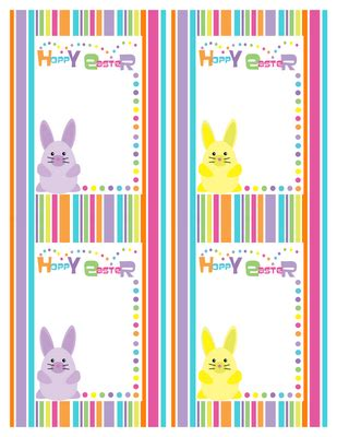 printable children s easter cards free quot hoppy easter quot printable cards 24 7 moms