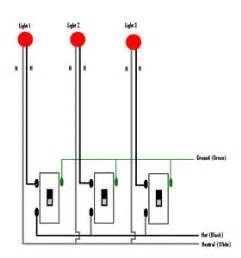 circuit diagram for 2 way 2 gang light switch with 2