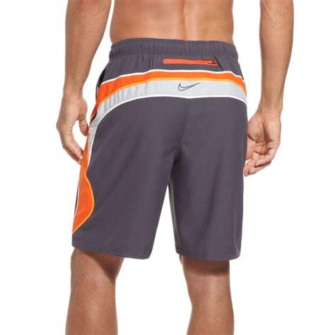 Mans Nike Swim Swimwer 100 Original 1 nike revolve swim trunks in gray for lyst