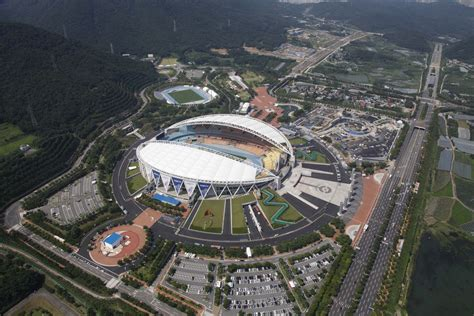 cgv world cup stadium daegu stadium info stades