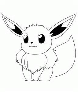 dibujos colorear pokemon