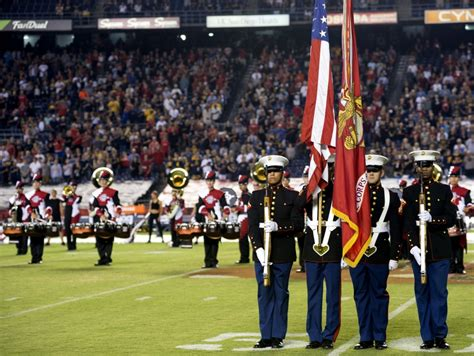 marine color guard dvids images marine corps color guard display the