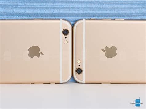 apple iphone 6s vs iphone 6