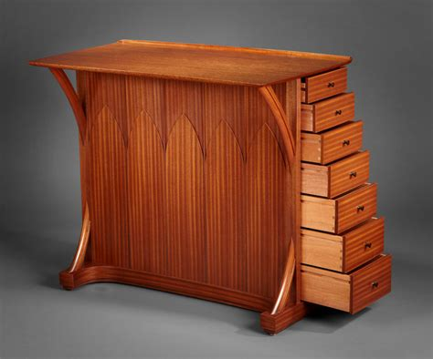 standing desk with drawers standing desk drawer detail contemporary desks and hutches other by daedal woodworking