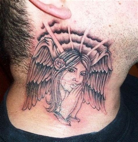 praying angel tattoos for men praying images designs