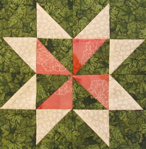 The Quilt Block by The Quilt Book Collection Block Pattern Of