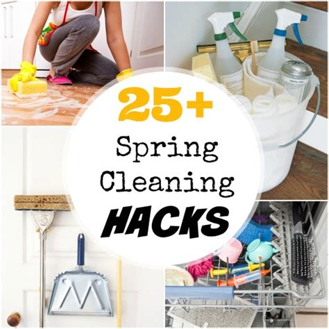 spring cleaning hacks tutorial archives page 2 of 10 creative juice