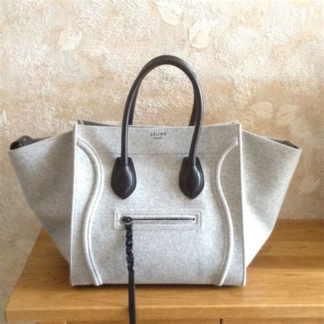 Trapeze Togo Combi Suede Maroon burgundy wool handbag luggage phantom who sells handbags