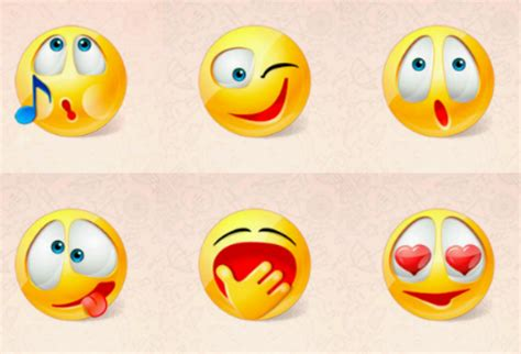 android smileys emoticons whatsapp android