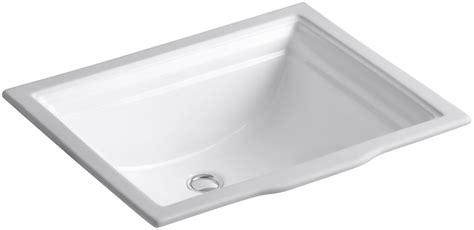 kohler k 2339 0 memoirs undercounter bathroom white kohler k 2339 0 white memoirs 18 1 4 quot undermount bathroom
