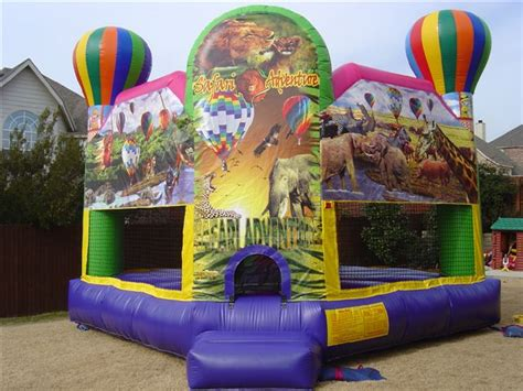 bouncers backyard rentals dallas bounce house rentals backyard bouncers in dallas tx