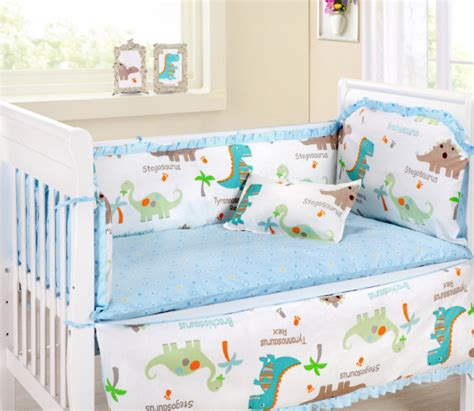 Bright Crib Bedding Bright Dinosaur Nursery Bedding Dinosaurs Pictures And Facts