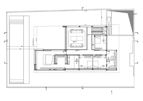 Drawing Floorplans gallery of house on the sea pitsou kedem architects 27