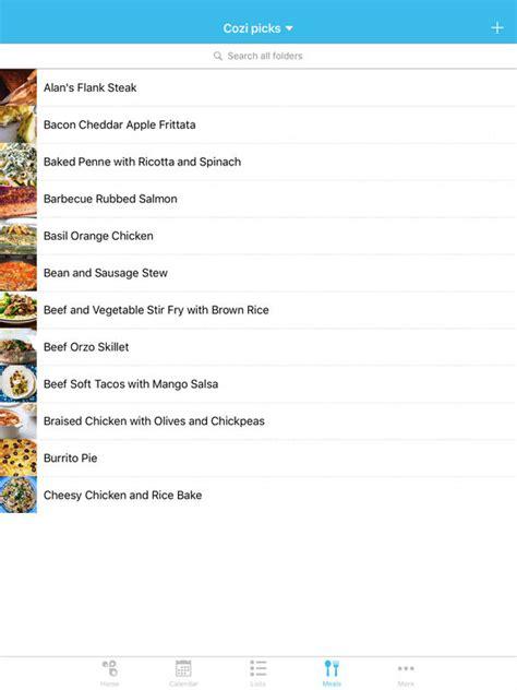 Cozi Calendar Login Cozi Family Organizer On The App Store