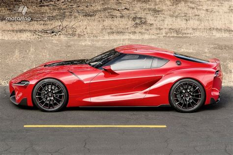 honda supercar concept just look at the toyota supra supercar concept gaskings