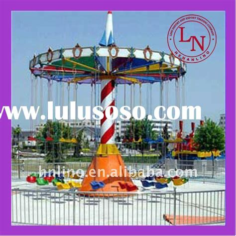 swing theme attractive outdoor playground hot sale for sale