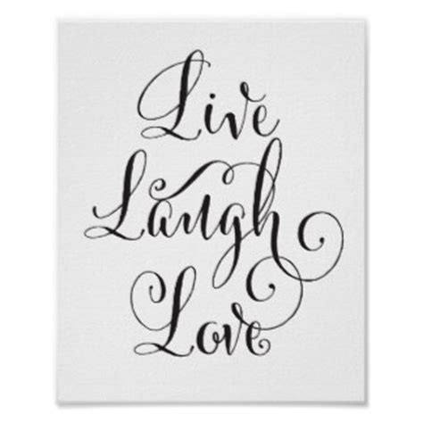 live laugh and live laugh gifts on zazzle
