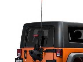 Jeep Wrangler Radio Antenna Firestik Wrangler Cb Antenna Kit 4 Fs4 Black 87 17