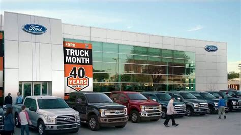 ford commercial 2017 ford truck month tv commercial imagine 2017 f 150 xlt