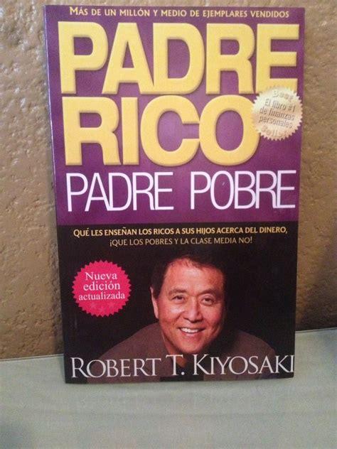 libro phdre libro padre rico padre pobre 230 00 en mercado libre