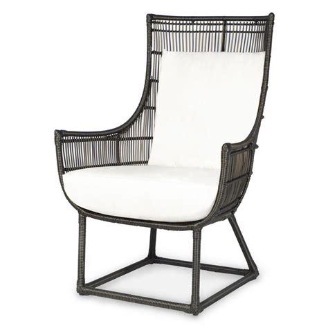 Faux Wicker Patio Chairs by Modern Classic Faux Wicker Espresso Outdoor Lounge