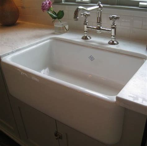 Kitchen Sinks Houston Farm House Sink From Cote De Website Ideas For The New Kitchen Pinterest Farm House