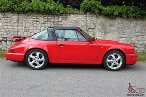 porsche targa 1990 1990 porsche 911 2 targa a