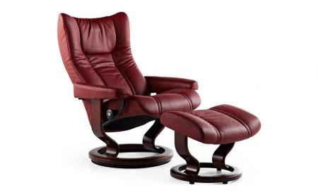 how much is a stressless recliner stressless wing fairhaven furniture